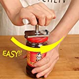 Jar Opener Stainless Steel Kitchen Gadgets, Easily