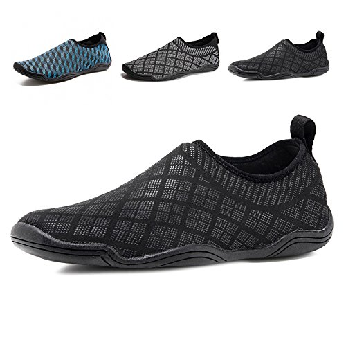 25c4957fefe Mabove Water Shoes Mens Womens Quick Dry Swimming Pool Barefoot Aqua Water  Sports Surf Beach Boating Snorkeling Diving Lake Yoga Shoes Socks