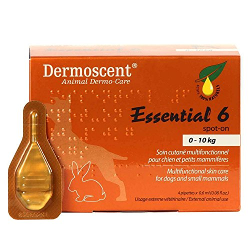Dermoscent SpotOn Skin Care for Small Dogs (Up to 22 lbs)