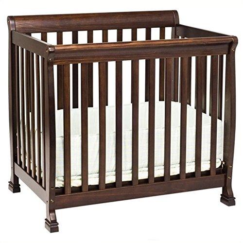 DaVinci Kalani 2-in-1 Mini Crib and Twin Bed, Espresso Review
