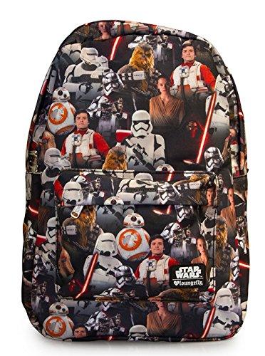 Star Wars Episode VII Backpack 12 x 18in