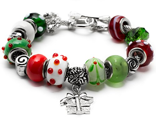 Cousin-Christmas Trinkettes Bead Kit, Merry and Bright (Jewelry Christmas)