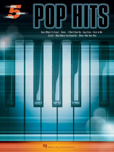 - Pop Hits For Five-Finger Piano