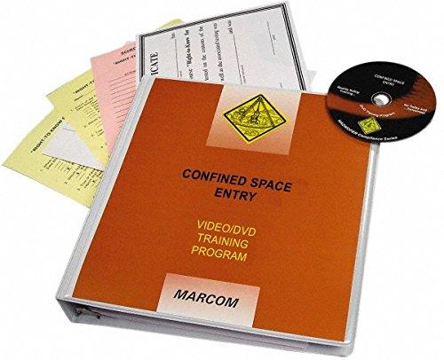 MARCOM HAZWOPER Confined Space Entry DVD Program
