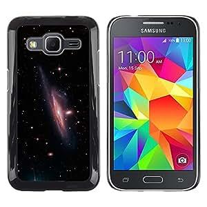 Stuss Case / Funda Carcasa protectora - Golden Black Skies - Samsung Galaxy Core Prime