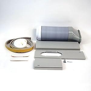 Lg COV31735301 Room Air Conditioner Exhaust Duct Installation Kit Genuine Original Equipment Manufacturer (OEM) Part