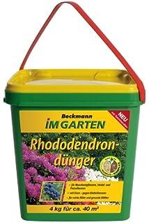Rhododendron Gelbe Blätter npk dünger für rhododendron pflanzen dünger wachstum mit langzeit