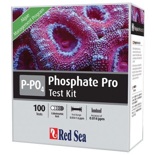 Pictures of Red Sea Fish Pharm ARE21425 Saltwater Phosphate 306017 2