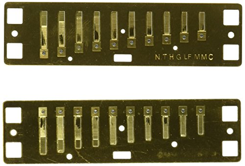 Lee Oskar Melody Maker Reed Plates C for sale  Delivered anywhere in USA