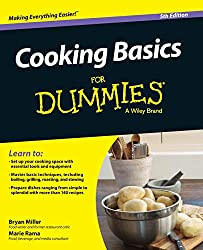 Image of the product Cooking Basics for that is listed on the catalogue brand of For Dummies.