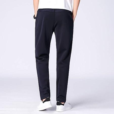 Hombre Pantalones largos trotar deportivos,Sonnena ⚽ pantalones largo delgado invierno otoño cintura elástica Secado rápido moda casual guapo hombres moda ...