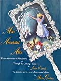img - for More Annotated Alice: Alice's Adventures in Wonderland & Through the Looking Glass book / textbook / text book