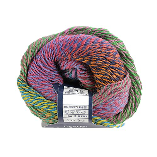 Celine lin Australia knitting Multi colored03