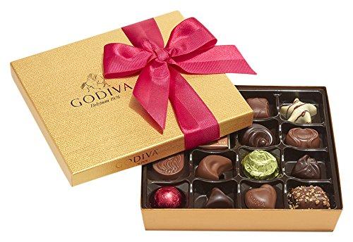 Godiva Chocolatier Ballotin Chocolate Pieces