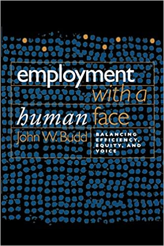 Ebooks Employment With A Human Face: Balancing Efficiency, Equity, And Voice Descargar PDF