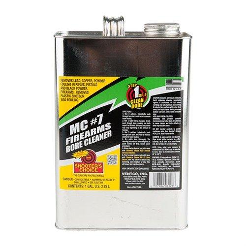 Shooter's Choice MC #7 Bore Cleaner 1 Gallon MC712B by Shooter's Choice