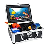 BOBLOV 7 Inch 1000TVL 30m IR Fish Finder Underwater Video Fishing Camera Equipment