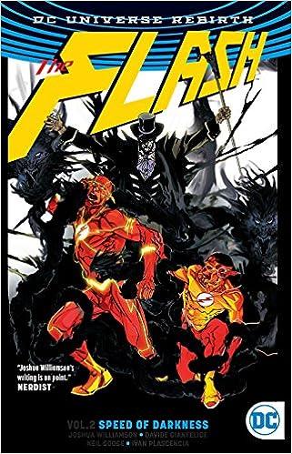 e9cd45c3fa1 Amazon.com: The Flash Vol. 2: Speed of Darkness (Rebirth) (9781401268930): Joshua  Williamson: Books