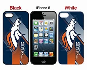Iphone 5 Case Iphone 5s Cases NFL Denver Broncos 8 Free Shipping