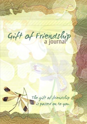 Friends Journal (Gift of Friendship - A Friendship Journal)