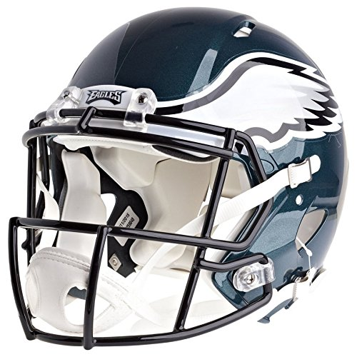 Philadelphia Eagles Officially Licensed Speed Authentic Football Helmet -