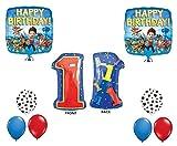Paw Patrol 1st Happy Birthday Balloon Decoration Kit