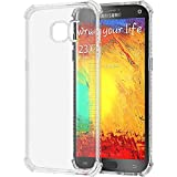 Galaxy S7 Case, LUVVITT [Clear Grip] Soft Slim Flexible TPU Back Cover Transparent Rubber Case for Samsung Galaxy S7 - Clear
