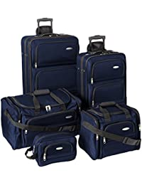 Luggage Set - Five Piece Nested Set