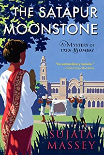 Book Cover: The Satapur Moonstone