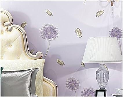 Yosot warm tarassaco camera da letto soggiorno tessuto non carta