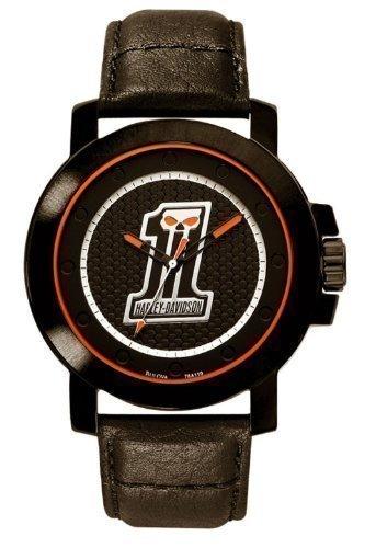 Harley-Davidson Men's Bulova Wrist Watch. 78A110