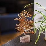 Crocon Natural Healing Gemstone Crystal Bonsai