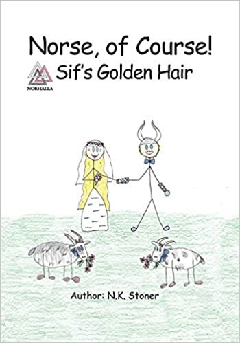 Norse, of Course!: Sif's Golden Hair