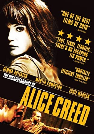 Gemma arterton alice creed strip video