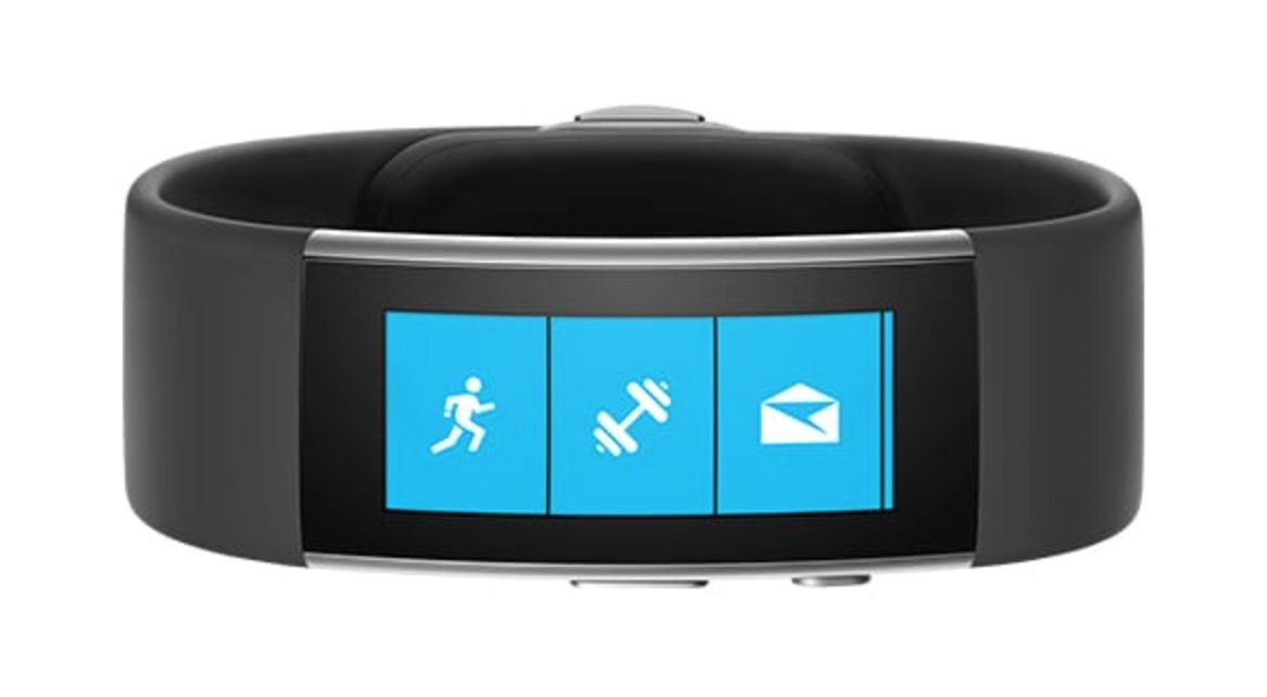 Microsoft Band 2 Medium 2