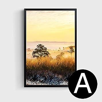 MiniWall Moderne Gemlde Dekorieren Sie Ihr Wohnzimmer Sofa Hintergrund Wandmalereien Sind Hingen In Der Aufrechten Position Fr Drei Landschaft Die