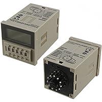 H3CA-A Timer Multi-Function; SPDT; 3A; Ctrl 24-240/VAC/DC; 11 Pin DIN ed
