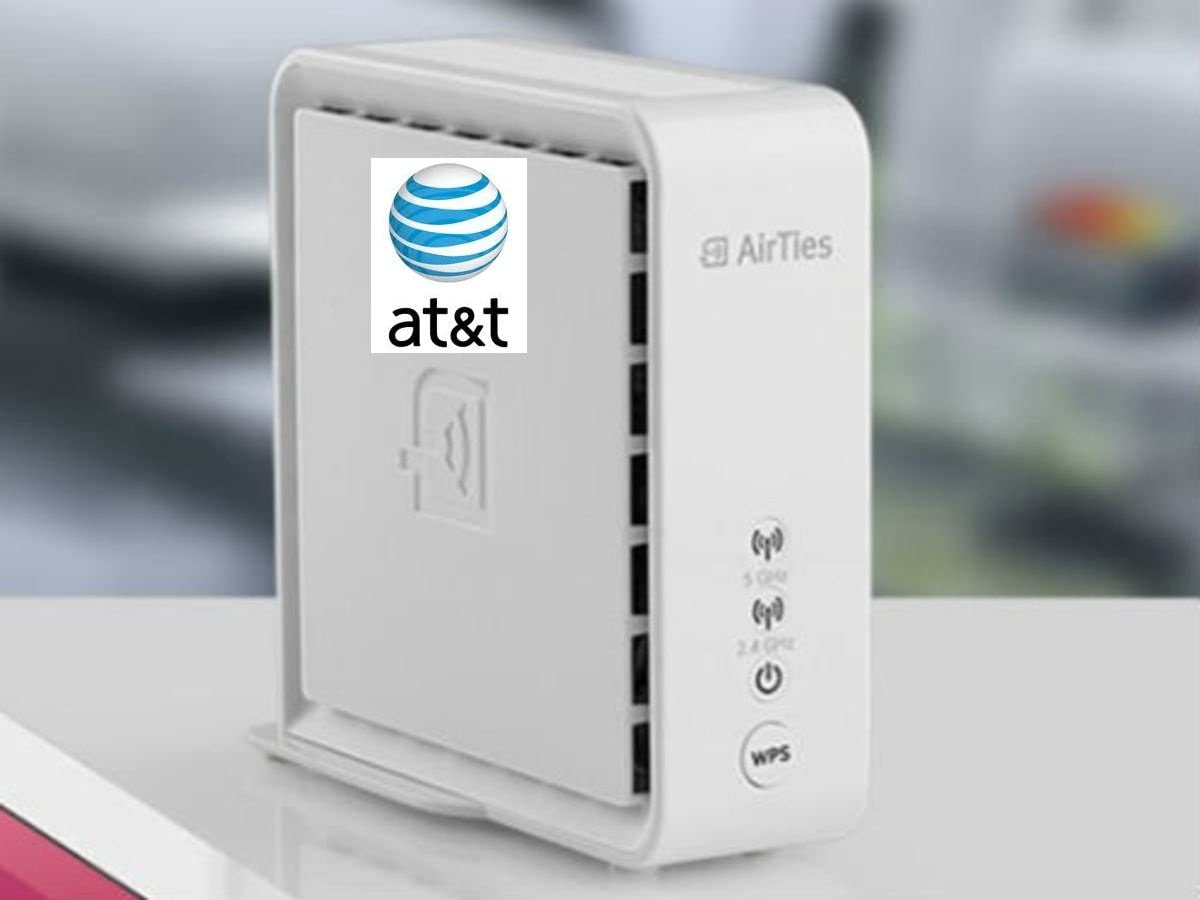 Amazon.com: AT&T Air 4920 Airties Smart Wi-Fi Extender - White: Electronics