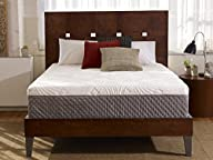 Sleep Innovations Shiloh 12″ Memory Foam Mattress, Queen