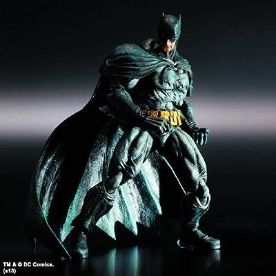 "Square Enix Batman The Dark Knight Returns Skin ""Batman Arkham City"", Play Arts Kai"