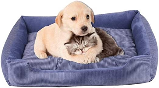 Really Luo Cama para Perros,Mascotas Cesta,Kennel Dog Bed Dog ...