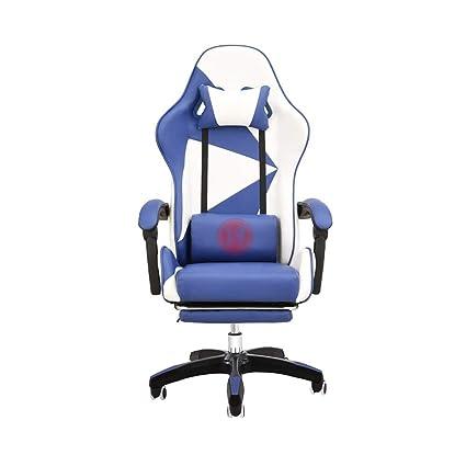 Bseack Silla de Videojuegos, diseño ergonómico, Silla de ...