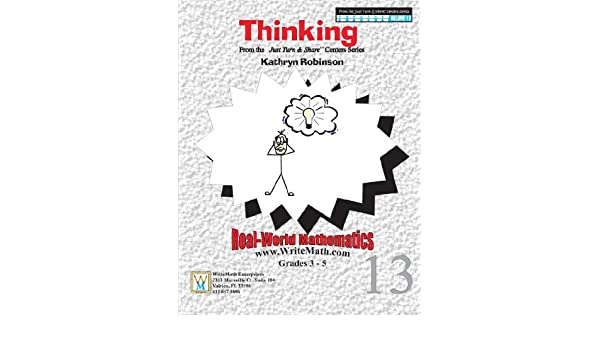 Thinking - Range, Mean, Median, Mode Worksheets - 3rd, 4th, 5th ...