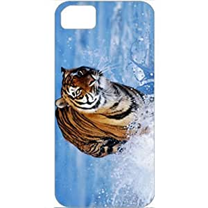 New Cute Funny Singapore City Case Cover/ Galaxy S5 Case Cover