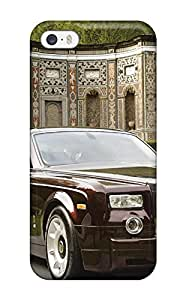 Fashion Tpu Case For Iphone 5/5s- Rolls Royce Phantom 32 Defender Case Cover