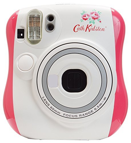 Fujifilm Instax Mini 25 Instant Film Camera (Hot Pink) by Fujifilm