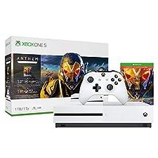 Microsoft Xbox One S 1TB Console - Anthem Bundle - Xbox One