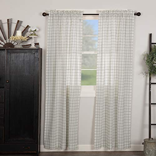 Springhouse Semi Sheer Panel Curtain