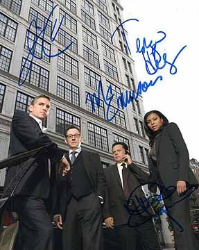 PERSON OF INTEREST (Jim Caviezel, Taraji P  Henson, Kevin Chapman