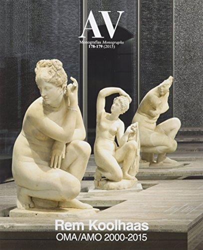 Descargar Libro Rem Koolhaas: Oma/amo 2000-2015 Vv.aa